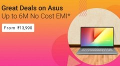 Flipkart Offers On Asus Laptops Will Make You Want To Buy One