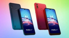 Moto E6s With 13MP Camera, MediaTek Helio P22 Announced