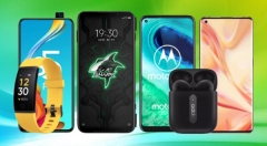 Week 11, 2020 Launch Roundup: OPPO Find X2, Moto G8, Realme 6 Pro, Black Shark 3 And More