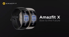 Huami Amazfit X Fitness Band With Curved Display Announced