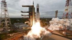 ISRO To Launch Brazil's Amazonia-1 Satellite Next Month