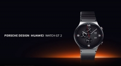Huawei Watch GT2 Porche Design Launched With Sapphire Glass Screen