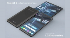 LG Rollable Smartphone With Side Lock Design Tipped To Launch Early Next Year