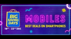 Flipkart Big Saving Days Sale: Offers On iPhone XR, iPhone 11 Pro, ROG Phone 3, LG Velvet And More