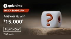 Amazon Quiz Answers For January 1: Play And Win Rs. 15,000 Amazon Pay Balance