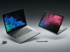 Microsoft Surface Book 2 launched with updated design and features