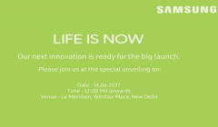 Samsung is launching its 'next generation innovation' on June 14 in India: Press invites out