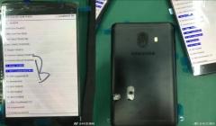 Samsung Galaxy C10 images show dual camera setup and Bixby button