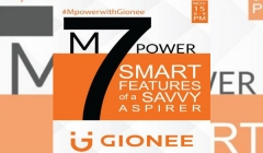 Gionee M7 Power with 18:9 display India launch pegged for November 15