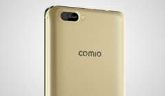 Exclusive: Comio to launch a new sub Rs. 10k smartphone with dual-lens camera next week