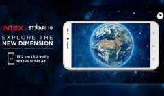 Intex launches shatterproof Staari 10 on Snapdeal
