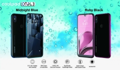 Coolpad Cool 3 with a water-drop notch display officially launched for Rs 5999