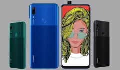 Huawei P Smart Z, company's first pop-up selfie camera phone coming to India soon
