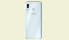 Samsung Galaxy A30 Announed In White Color; Price, Specification, And Availability