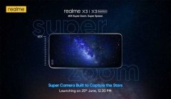 Realme X3, X3 SuperZoom Edition Confirmed To Debut On June 25 In India