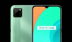 Realme C11 India Launch Teased