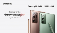 Galaxy Powerfest: Witness The Unveiling Of Samsung Galaxy Note20 In India On Aug 25