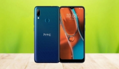 HTC Wildfire E Lite Renders Leak; Thick Bezels, Dual Rear Camera Tipped