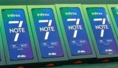 Infinix Note 7 Retail Box Reveals Key Specs And Design