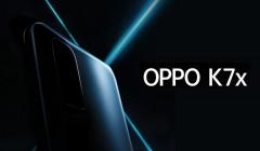 Oppo K7x Teaser Reveals Design; Launch Slated For November 4