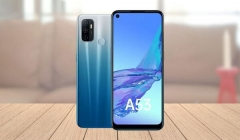 Oppo A53 5G With MediaTek Dimensity 720 SoC Listed Online; Launch Imminent