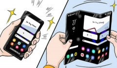 Samsung Triple Fold Smartphone Teased; Likely To Launch Next Year