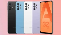 Galaxy A32 5G Backed By MediaTek 720 SoC Goes Official: Samsung's Most Affordable 5G Handset?