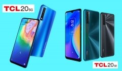 TCL Launches TCL 20 5G, 20 SE Smartphones At CES 2021