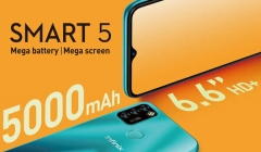 Infinix Smart 5 Retail Box Leaked; Price, Specs, Launch Date Revealed