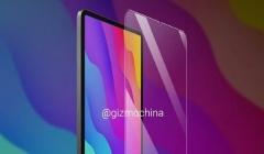 Alleged Apple iPad mini 6 Renders Leak Suggesting Design
