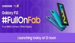 Samsung Galaxy F12, Galaxy F02s Launching Today At 12 PM: Expected Price, Features