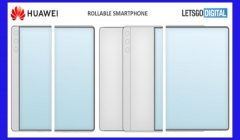 Huawei's Patent Reveals New Mate X Rollable Display Phone; Here's What's Unique