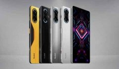 Redmi K40 Gaming Edition LED Customizations Enabled Via New Update; Other Features To Check Out