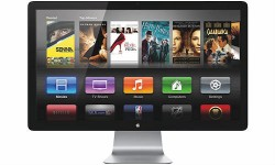 Apple Reportedly Testing Large Screen HDTV Designs