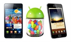 Galaxy S2, Galaxy Note: Samsung Devices to Get Android 4.1 Jelly Bean Upgrade in Janaury
