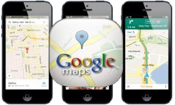 Google Maps for iOS Records 10 Million Downloads in 2 Days