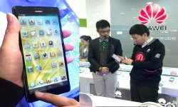 Huawei Ascend Mate With 6.1-Inch Display Coming at CES 2013 to Rival Apple and Samsung Biggies
