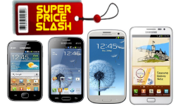 Samsung's New Year Gift: Galaxy S3, Galaxy S Duos, Galaxy Ace Duos and Galaxy Note Prices Slashed