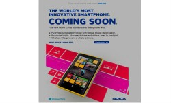 Lumia 920: Nokia Sends Out 'Coming Soon' Invites Teasing Windows Phone 8 Smartphone India Launch