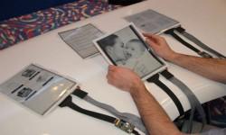 CES 2013: Intel and Plastic Logic Unveils Flexible e-Paper Tablet PaperTab [PICTURES]