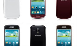 Samsung Galaxy S3 Mini Gets Attractive Colors Options While India Release is Awaited [PICTURES]