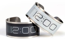 CST-01: CES 2013 Showcases World's Thinnest Watch