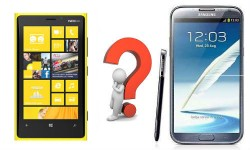 Nokia Lumia 920 vs Samsung Galaxy Note 2: Specs Shootout Between Windows Phone 8 and Android 4.1