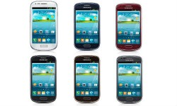 Samsung Galaxy S3 Mini: 4 New Color Variants Made Official [PICTURES]