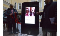 Steve Jobs: Russia Unveils iPhone Memorial in Remembrance of Apple Icon