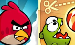 Angry Birds, Cut the Rope Gets Updated With New Levels for iOS and Android