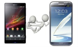 Samsung Galaxy Note 2 vs Sony Xperia ZL: Who Should Be the Lord of the Phablets?