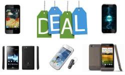 Top 5 Best Online Deals on Android ICS Smartphone Below Rs 16,000
