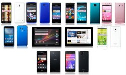 11 Android Devices Launched in Japan Today, Coming To The World Soon Including India