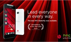 HTC Butterfly Makes Its Way to India at Rs 45,999 Declaring Quad Core War With Note 2 and Xperia Z